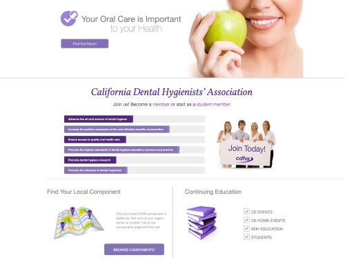 California Dental Hygienist's Association